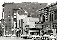 1970's view of Main Street, Pueblo, Colorado