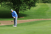 James McLoughlin (Portumna) on the 14th green during Round 4 of the Connacht Stroke Play Championship 2019 at Portumna Golf Club, Portumna, Co. Galway, Ireland. 09/06/19<br /> <br /> Picture: Thos Caffrey / Golffile<br /> <br /> All photos usage must carry mandatory copyright credit (© Golffile | Thos Caffrey)