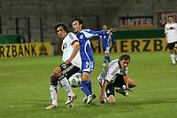 Bebras Natcho (ISR) gegen Mats Hummels und Benedikt Hoewedes (D)<br /> U21 Deutschland vs. Israel *** Local Caption *** Foto ist honorarpflichtig! zzgl. gesetzl. MwSt. Auf Anfrage in hoeherer Qualitaet/Aufloesung. Belegexemplar an: Marc Schueler, Alte Weinstrasse 1, 61352 Bad Homburg, Tel. +49 (0) 151 11 65 49 88, www.gameday-mediaservices.de. Email: marc.schueler@gameday-mediaservices.de, Bankverbindung: Volksbank Bergstrasse, Kto.: 151297, BLZ: 50960101