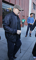 NEW YORK, NY-October 24:Phil Collins at CBS This Morning to talk about his memoir Not Dead Yet  family and career in New York.October 24, 2016. Credit:RW/MediaPunch
