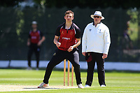 Luke Hollman of NMCC during North Middlesex CC vs Hampstead CC, Middlesex County League Cricket at Park Road on 25th May 2019