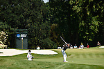 30 MAY 2016: The Division I Men's Golf Championship is held at the Eugene Country Club in Eugene, OR. Steve Nowland/NCAA Photos