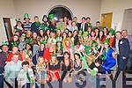 "PARTY: Tralee Musical Society who held an after party of their sucessful production of "" Whistle Down There"" in Ballyroe Height Hotel, Tralee on Sunday night."