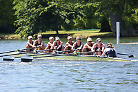 Race: 12  Event: Championship 8+<br /> Crew: 379  Club: Yale Univ (USA) (A)<br /> <br /> Henley Women's Regatta 2018<br /> Friday<br /> <br /> To purchase this photo, or to see pricing information for Prints and Downloads, click the blue 'Add to Cart' button at the top-right of the page.