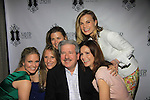 Howie Zeidman, Terri Conn, Marcia Tovsky, Fiona Hutchison, Gina Tognoni, Florencia Lozano - Marcia Tovsky throws her annual party on May 9, 2013 with actors from One Life To Live and As The World for a get together at Noir in New York City, New York. (Photo by Sue Coflin/Max Photos)