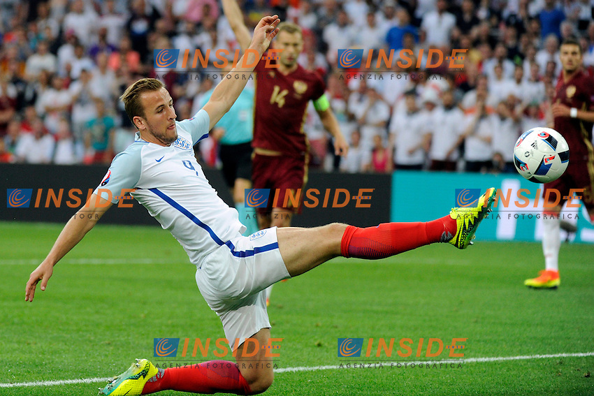 Harry Kane England <br /> Marseille 11-06-2016 Stade Velodrome football Euro2016 England - Russia  / Inghilterra - Russia Group Stage Group B. Foto Franck Pennant / Panoramic / Insidefoto <br /> ITALY ONLY