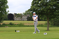 Scott Marshall (The Lambourne Club) on the 7th tee during Round 1 of the Titleist &amp; Footjoy PGA Professional Championship at Luttrellstown Castle Golf &amp; Country Club on Tuesday 13th June 2017.<br /> Photo: Golffile / Thos Caffrey.<br /> <br /> All photo usage must carry mandatory copyright credit     (&copy; Golffile | Thos Caffrey)