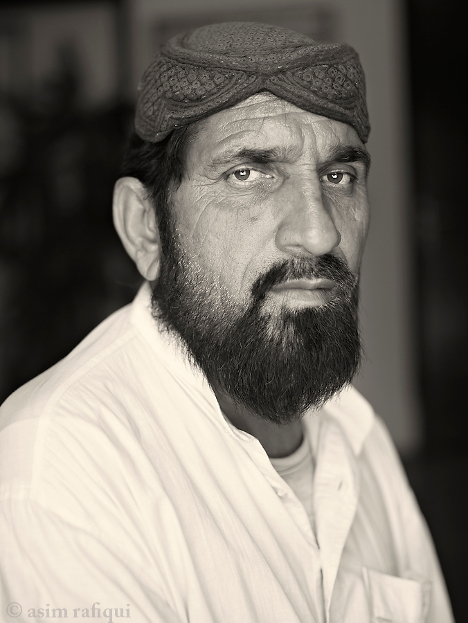 Prisoner: Hamidullah Khan<br /> <br /> Subject: Wakeel Khan, Father
