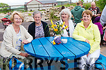 Pauline Sheehy, Maire Kelliher, Anne Slowey and Mary O'Driscoll enjoying the Camphill Open Day in Dunshean, Dingle, on Sunday afternoon.