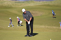 Chris Goodwin (AM) on the 7th fairway during Round 1 of the 2015 Alfred Dunhill Links Championship at Kingsbarns in Scotland on 1/10/15.<br /> Picture: Thos Caffrey | Golffile