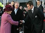 2008 All Blacks Meet Queen Elizabeth