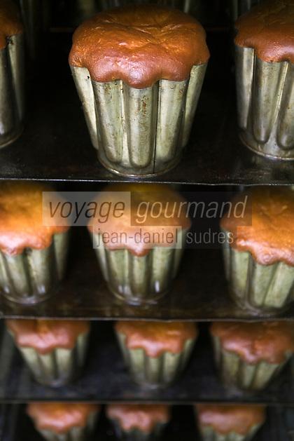Europe/France/Picardie/80/Somme/Baie de Somme/ Quesnoy Le Montant: le Gateau battu de Francis Fréville- <br /> Recette de la Boulangerie Pâtisserie Fréville<br /> ?