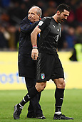 2017 World Cup Qualification Playoff Italy v Sweden Nov 13th