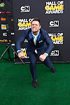 SANTA MONICA, CA - FEB 18: Mike Mizanin aka The Miz at the 2012 Cartoon Network Hall of Game Awards at Barker Hangar on February 18, 2012 in Santa Monica, California