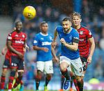 07.04.2018 Rangers v Dundee:<br /> Russell Martin