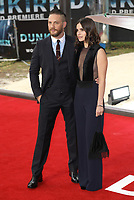 Tom Hardy and Charlotte Riley<br /> at the &quot;Dunkirk&quot; World Premiere at Odeon Leicester Square, London. <br /> <br /> <br /> &copy;Ash Knotek  D3289  13/07/2017
