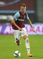 West Ham United's Andriy Yarmolenko<br /> <br /> Photographer Rob Newell/CameraSport<br /> <br /> Carabao Cup Second Round Northern Section - West Ham United v Charlton Athletic - Tuesday 15th September 2020 - London Stadium - London <br />  <br /> World Copyright © 2020 CameraSport. All rights reserved. 43 Linden Ave. Countesthorpe. Leicester. England. LE8 5PG - Tel: +44 (0) 116 277 4147 - admin@camerasport.com - www.camerasport.com