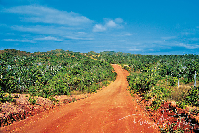Route de Poum