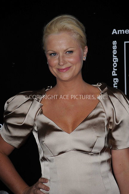 WWW.ACEPIXS.COM . . . . . ....June 3 2009, New York City....Actor Amy Poehler arriving at the 34th Annual AWRT Gracie Awards Gala at The New York Marriott Marquis on June 3, 2009 in New York City.....Please byline: KRISTIN CALLAHAN - ACEPIXS.COM.. . . . . . ..Ace Pictures, Inc:  ..tel: (212) 243 8787 or (646) 769 0430..e-mail: info@acepixs.com..web: http://www.acepixs.com