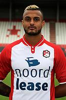 EMMEN - Voetbal, Presentatie FC Emmen, Jens vesting, seizoen 2017-2018, 24-07-2017, FC Emmen speler Mario Bilate
