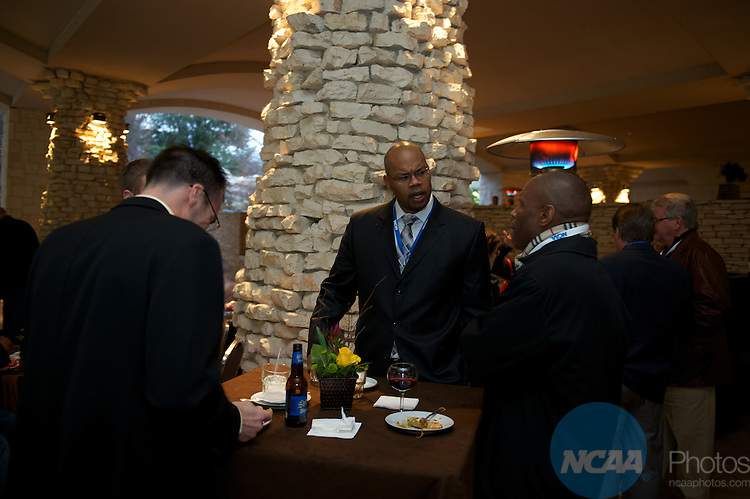 13 JAN 2011: The NCAA Delegate Reception held at the Henry B. Gonzalez Convention Center during the annual NCAA Convention held in San Antonio,TX. (Joshua Duplechian/NCAA Photos)