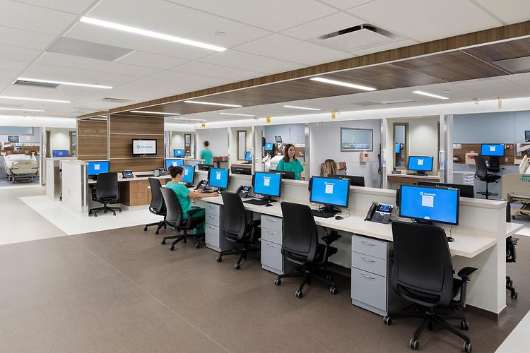 OhioHealth Surgery Modernization<br /> Riverside Methodist Hospital   Design Group