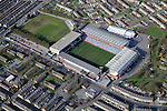 Burnley FC, Turf Moor Aerial Views