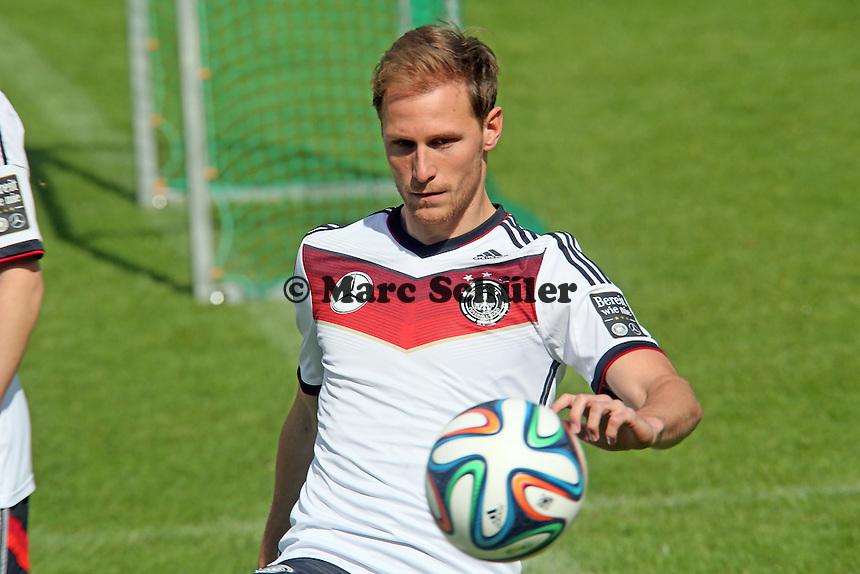 Benedikt Höwedes - Training der Deutschen Nationalmannschaft  zur WM-Vorbereitung in St. Martin