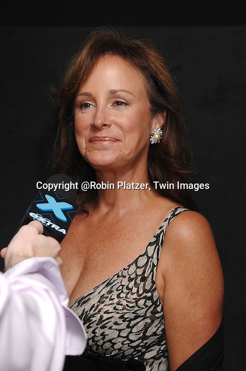 Hillary B Smith  being interviewed by Extra..at The Surprise 70th Birthday Party for Susan Lucci's husband Helmet Huber on October 10, 2007 at The Rainbow Room ....Photo by Robin Platzer, Twin images....212-935-0770
