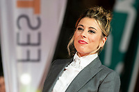 Valeria Ros attends to orange carpet of new comedian schedule of #0 during FestVal in Vitoria, Spain. September 06, 2018. (ALTERPHOTOS/Borja B.Hojas) /NortePhoto.com NORTEPHOTOMEXICO