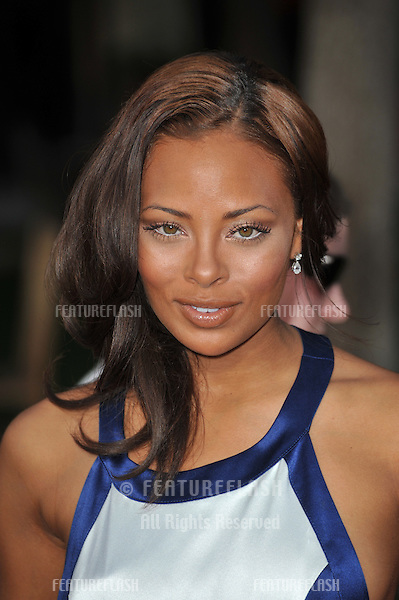 Eva Pigford at the Los Angeles premiere of The Soloist at Paramount Theatre, Hollywood. .April 20, 2009  Los Angeles, CA.Picture: Paul Smith / Featureflash