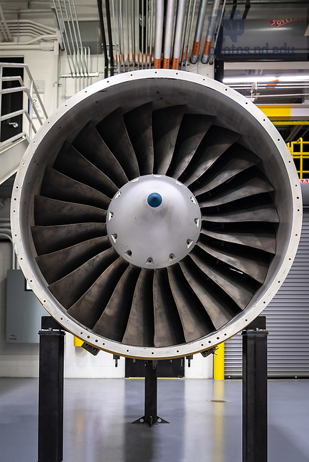 MC 6 5 18 ND Turbo Jet Engine 05 JPG   University of Notre