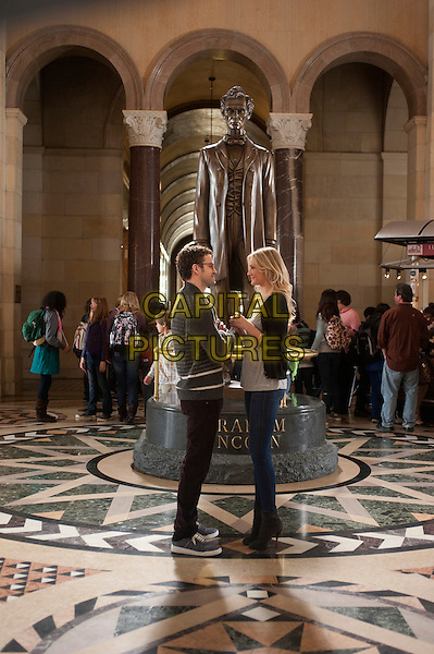 Justin Timberlake & Cameron Diaz .in Bad Teacher.*Filmstill - Editorial Use Only*.CAP/PLF.Supplied by Capital Pictures.
