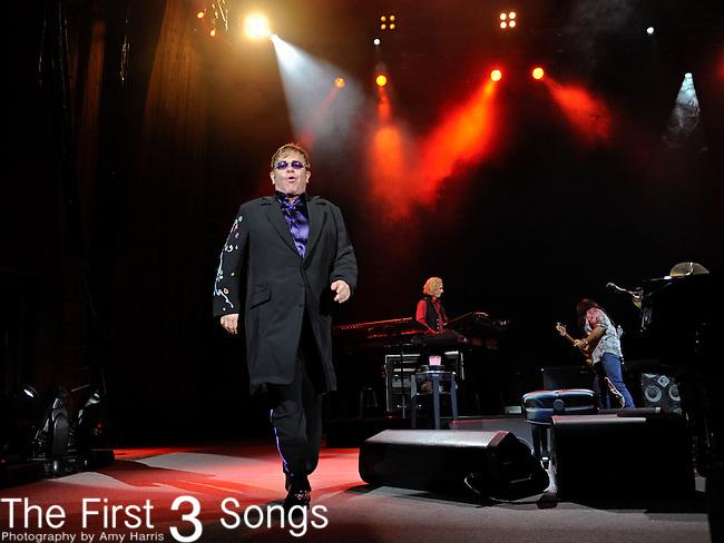 Elton John performs at Blossom Music Center in Cleveland, OH on Thursday Sept 8 , 2011.