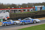 James Sutton & Michael Meadows - SAS Redline Racing Porsche Carrera Cup GB