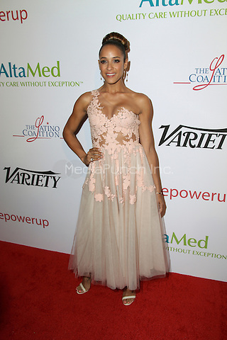BEVERLY HILLS, CA - MAY 12: Dania Ramirez attends the AltaMed Power Up, We Are The Future Gala at the Beverly Wilshire Four Seasons Hotel on May 12, 2016 in Beverly Hills, California. Credit: Parisa/MediaPunch.