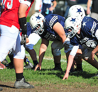 PJFL Cowboys Action 2016. (Photo by AGP Photography)