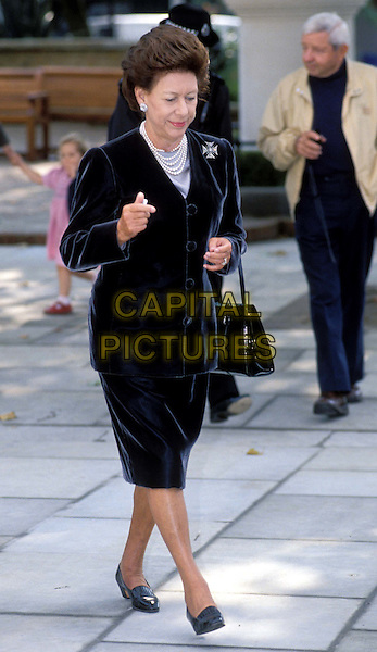HRH PRINCESS MARGARET.Ref: 658.royal, full length, full-length.*RAW SCAN - photo will be adjusted for publication*.www.capitalpictures.com.sales@capitalpictures.com.© Capital Pictures