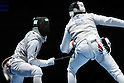 Yuki Ota (JPN),<br /> AUGUST 7, 2016 - Fencing : <br /> Men's Foil Individual second round<br /> at Carioca Arena 3 <br /> during the Rio 2016 Olympic Games in Rio de Janeiro, Brazil. <br /> (Photo by Koji Aoki/AFLO SPORT)