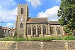 Church of St Peter Thetford, Norfolk, England, UK