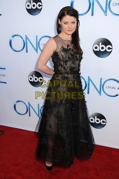 21 September 2014 - Hollywood, California - Emilie de Ravin. &quot;Once Upon A Time&quot; Los Angeles Season Premiere held at the El Capitan Theatre. <br /> CAP/ADM/BP<br /> &copy;BP/ADM/Capital Pictures
