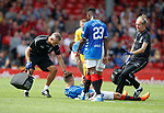 05.08.18 Aberdeen v Rangers: Doc Mark Waller tells Ryan Jack not to get back up