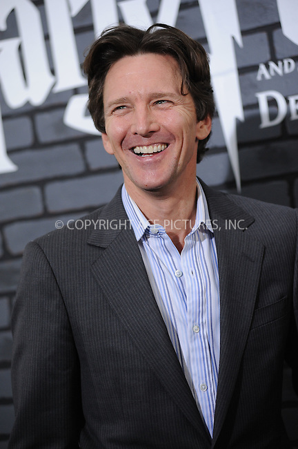 WWW.ACEPIXS.COM . . . . . .November 15, 2010...New York City...Andrew McCarthy attends the Premiere of Harry Potter And The Deathly Hallows: Part 1 at Alice Tully Hall on November 15, 2010 in New York City....Please byline: KRISTIN CALLAHAN - ACEPIXS.COM.. . . . . . ..Ace Pictures, Inc: ..tel: (212) 243 8787 or (646) 769 0430..e-mail: info@acepixs.com..web: http://www.acepixs.com .