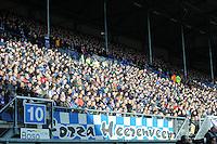 VOETBAL: HEERENVEEN: Abe Lenstra Stadion, 22-02-2015, Eredivisie, sc Heerenveen - FC Groningen, Eindstand: 3-1, ©foto Martin de Jong