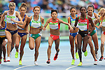 Hanami Sekine (JPN), <br /> AUGUST 12, 2016 - Athletics : <br /> Women's 10000m Final <br /> at Olympic Stadium <br /> during the Rio 2016 Olympic Games in Rio de Janeiro, Brazil. <br /> (Photo by YUTAKA/AFLO SPORT)