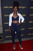 """LOS ANGELES - AUG 15:  Kacie Rogers at the """"Low Low"""" Los Angeles Premiere at the ArcLight Hollywood on August 15, 2019 in Los Angeles, CA"""