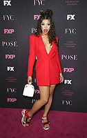 """WEST HOLLYWOOD, CA - AUGUST 9: Hailie Sahar, at Red Carpet Event For FX's """"Pose"""" at Pacific Design Center in West Hollywood, California on August 9, 2019. <br /> CAP/MPIFS<br /> ©MPIFS/Capital Pictures"""
