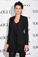 Isabeli Fontana<br /> at the Vogue 100: A Century of Style exhibition opening held in the National Portrait Gallery, London.<br /> <br /> <br /> ©Ash Knotek  D3080 09/02/2016