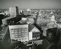 1961 November 17..Redevelopment.Downtown North (R-8)..Downtown Progress..North View from VNB Building..HAYCOX PHOTORAMIC INC..NEG# C-61-5-94.NRHA#..