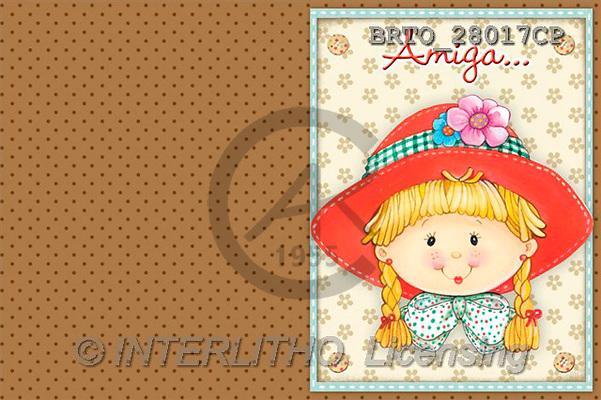 Alfredo, NOTEBOOKS, paintings, girl, hat(BRTO28017CP,#NB#) cuadernos, illustrations, pinturas